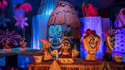 The Cultures of 'it's a small world' at Disneyland Park: Pacific Islands