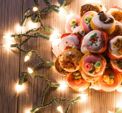 Busch Gardens Christmas Town Guide for Festive Foodies