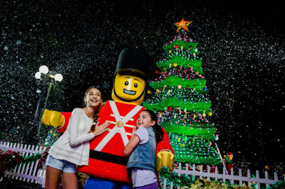 Tips and tricks for this year's LEGOLAND FL. Christmas Bricktacular