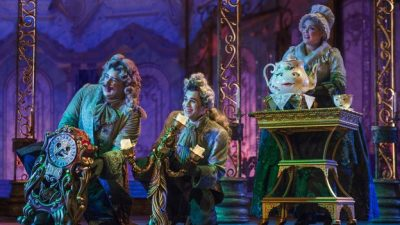 What You May Not Know About 'Beauty and the Beast' Aboard the Disney Dream