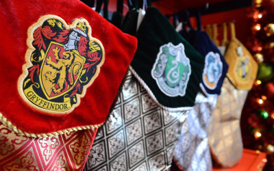 All New Holidays Harry Potter Merchandise