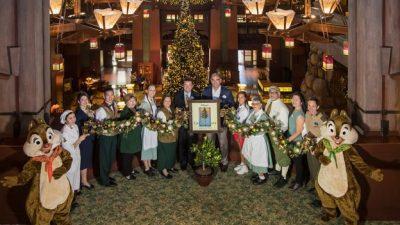 New Hotel-Wide Magic Unveiled at Disney's Grand Californian Hotel & Spa at the Disneyland Resort