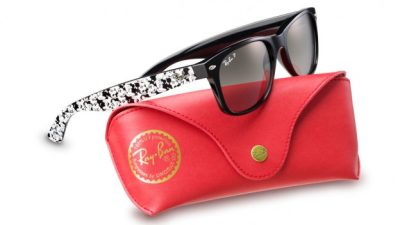 Ray-Ban Sunglasses Featuring Mickey Mouse Are Back by Popular Demand