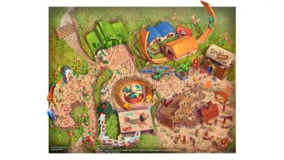 Toy Story Land Opens April 26 at Shanghai Disneyland