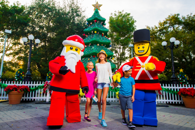 Enhance the LEGOLAND Florida Fun with an Exclusive VIP Experience This Holiday Season