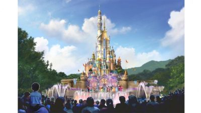 Hong Kong Disneyland Castle to Reach New Heights With Upcoming Transformation