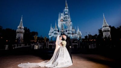 Watch Wedding Dreams Come True on 'Disney's Fairy Tale Weddings: Holiday Magic' airing December 11 o