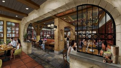 New Details Revealed for Terralina Crafted Italian, Coming to Disney Springs in Early 2018