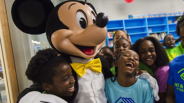 Mickey Mouse Helps Surprise Boys & Girls Clubs of Central Florida with $1.1M Donation