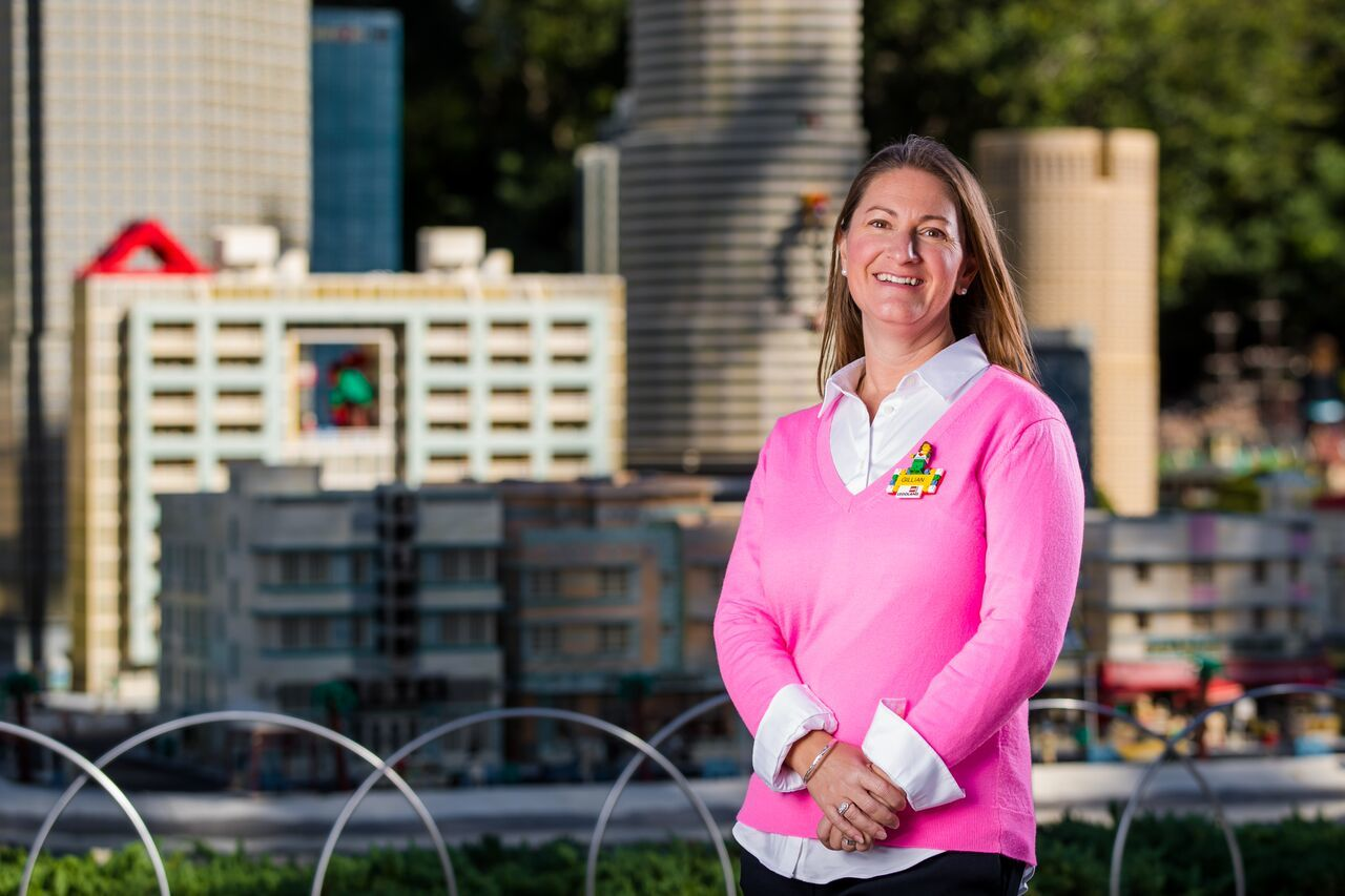 Gillian Smith Joins LEGOLAND Florida Resort as Vice President, Marketing and Sales