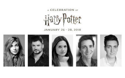 Natalia Tena Announced as Final Film Star for A Celebration of Harry Potter