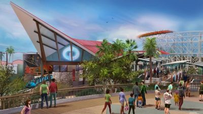 The Incredibles Join the High-Speed Action When Incredicoaster Opens this Summer at Disney Californi