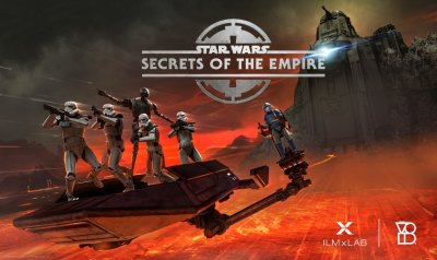 Star Wars: Secrets of the Empire VR attraction at Disney Springs Now Open