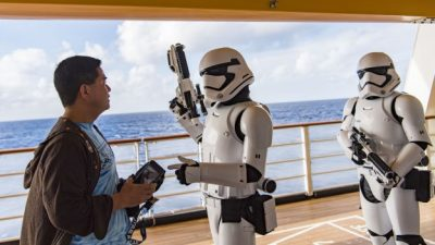 Top Ten Ways to Experience Star Wars Day at Sea