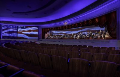 Hall of Presidents Reopens at Magic Kingdom Dec. 19th