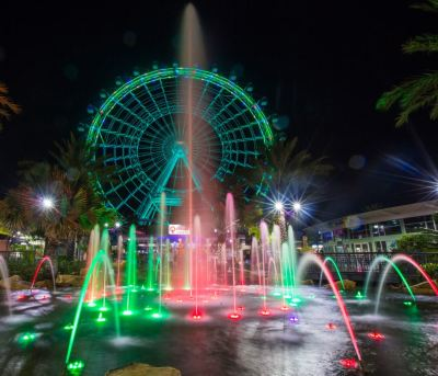 Holiday Nights at the Coca-Cola Orlando Eye