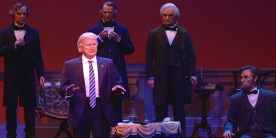 The Hall of Presidents Re-Opens Today At Magic Kingdom