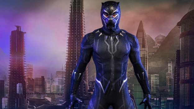 Debut of Black Panther and Loki During Marvel Day at Sea, Plus More Marvel Super Heroes