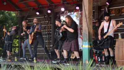 New Musical Acts And Returning Favorites During The Epcot International Festival of the Arts