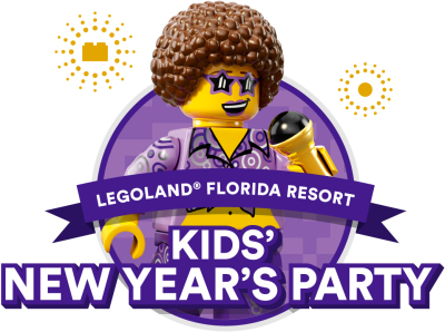 Kids' New Year's Party is bigger than ever this year!