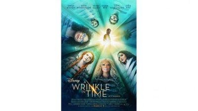 Special Sneak Peek of 'A Wrinkle in Time' at Disney Parks