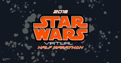 runDisney Announces 2018 Star Wars Virtual Half Marathon