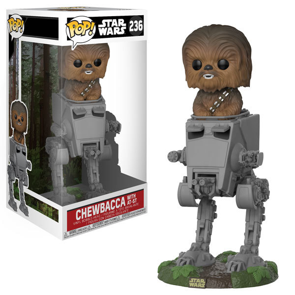 Chewbacca Pop! Deluxe! Coming Soon