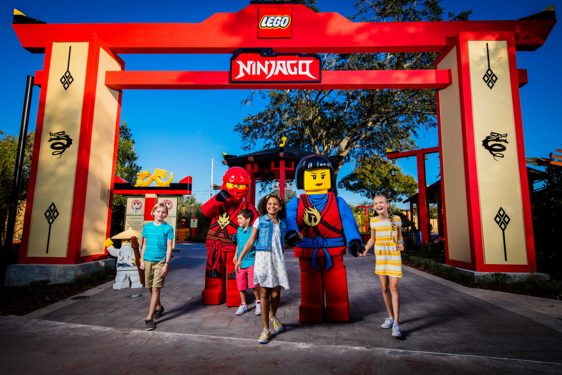 LEGO NINJAGO Days Coming to LEGOLAND Florida!