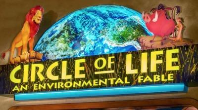 Circle of Life Closing at Epcot