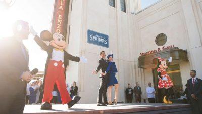 New Italian Restaurants Debut at Disney Springs