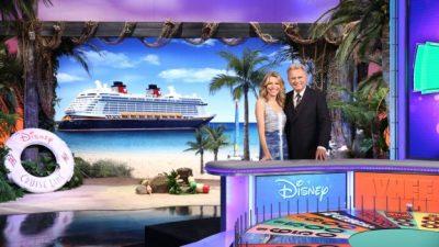 'Wheel of Fortune' Disney Sea & Shore Week
