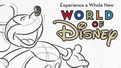 Reimagined World of Disney Stores Coming to Disneyland and Walt Disney World in 2018
