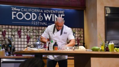Reservations Available Now for Disney California Adventure Food & Wine Festival Events