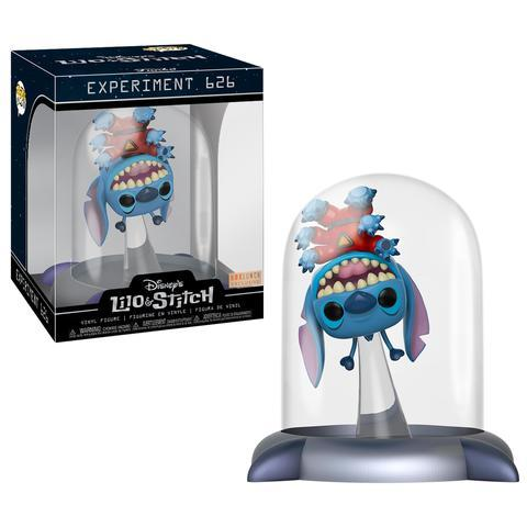 BoxLunch Exclusive Lilo & Stitch Pop Collector Dome Coming Soon
