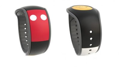 New MagicBands and MagicKeeper Colors