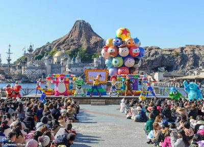 New Ways to Experience the Worlds of Pixar and Frozen at Tokyo Disney