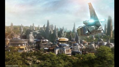 Things We Know About Star Wars: Galaxy's Edge So Far