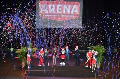 The Arena Opens at ESPN Wide World of Sports