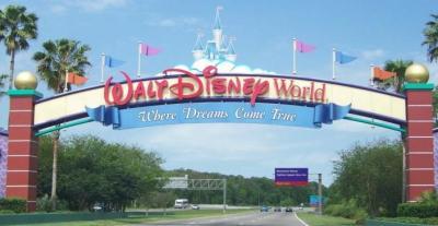 New Walt Disney World Aerials Jan.15