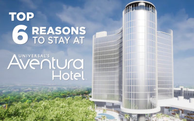 Six Reasons You Should Stay at Aventura Hotel According to Universal