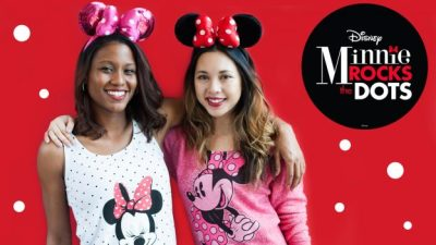 Minnie is Set to #RockTheDots at Disney Springs and Downtown Disney on January 21