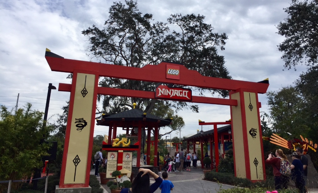 LEGO NINJAGO Days Open at LEGOLAND Florida Resort