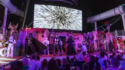 Exclusive Look Inside Star Wars Day at Sea on The Star Wars Show
