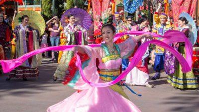 Lunar New Year Celebration Begins Today at Disney California Adventure