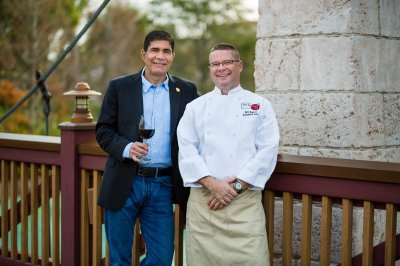 Wine Bar George Announces Ron Rupert as Executive Chef