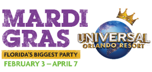 The Good Times Continue to Roll this Weekend at Universal Mardi Gras
