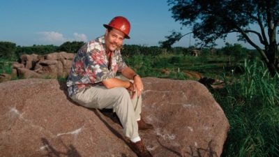Joe Rohde Celebrates 20 Years of Disney's Animal Kingdom with D23