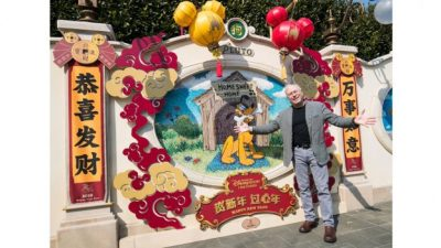 'Beauty and the Beast' Legend Alan Menken Talks New Mandarin Production at Shanghai Disney