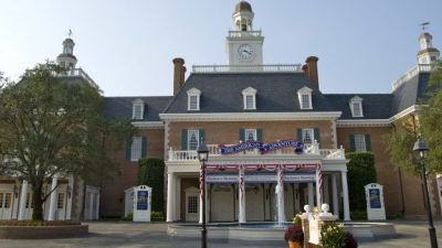 Epcot's American Adventure Attraction to Add New American Icons