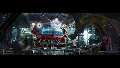 Rock 'n' Roller Coaster Starring Aerosmith at Walt Disney Studios Park to Receive Marvel Transformat